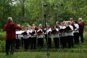 Noch eine Ansicht von unserem Chorkonzert