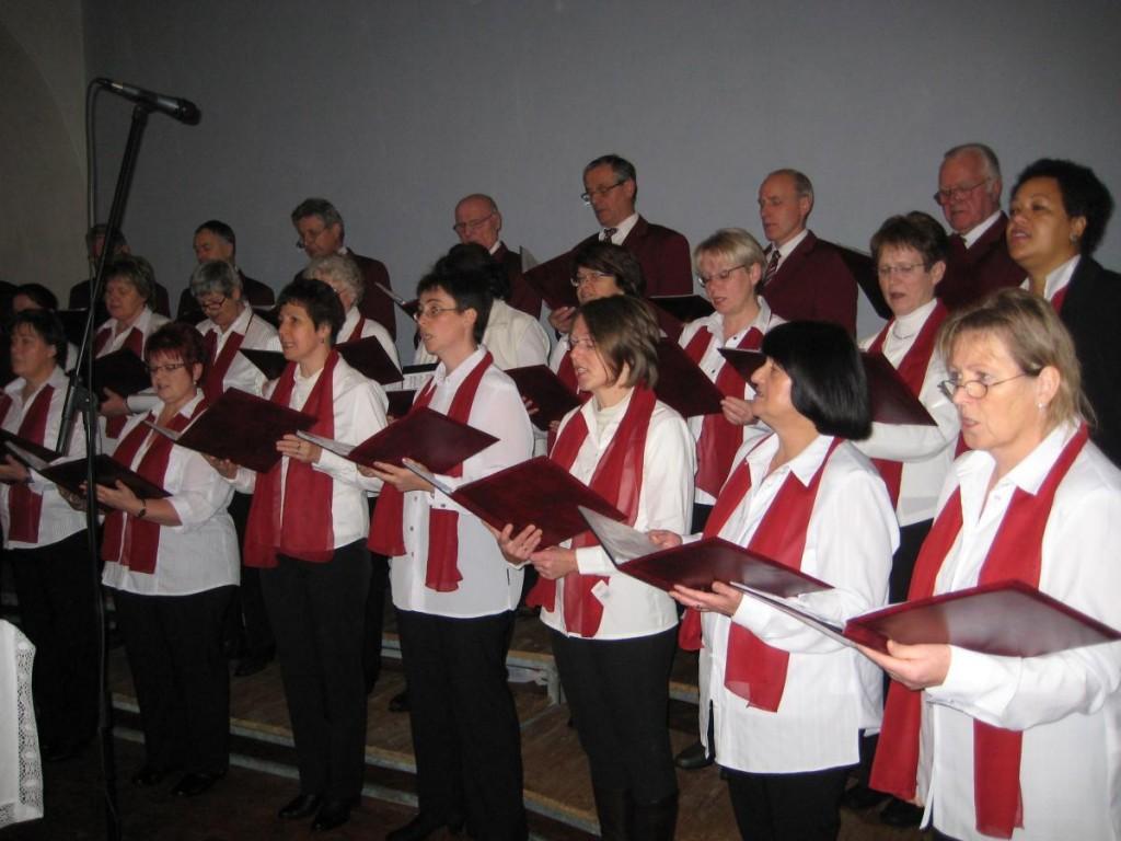 Weihnachtskonzert in der Langebrücker Kirche