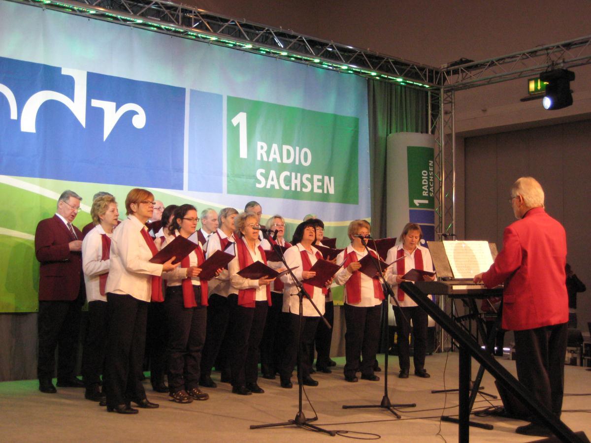 Nicod Chor Auf Der Reisemesse Dresden 2013 Nicod Chor