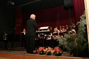 Winfried Liebal unser Dirigent