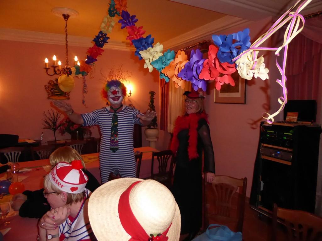 Clown-Eckhard