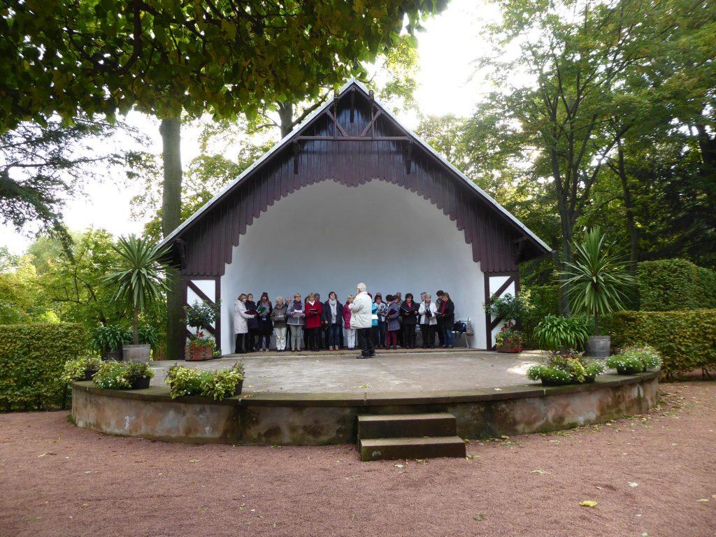 Konzertmuschel - Chorkonzert