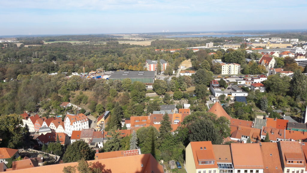 Stadtblick vom Dom